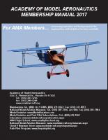 AMA Membership Manual